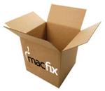 Evio do aparelho para reparo na A Macfix