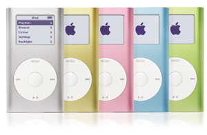 ipod Mini 1ª ger