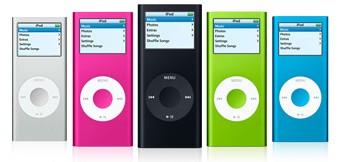iPod Nano 2ª ger
