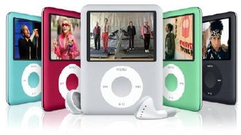 iPod Nano 3ª ger