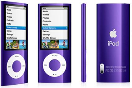 iPod Nano 5ª ger