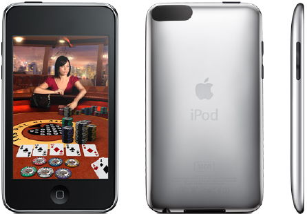 iPod Touch 2ª ger
