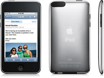 iPod Touch 3ª ger